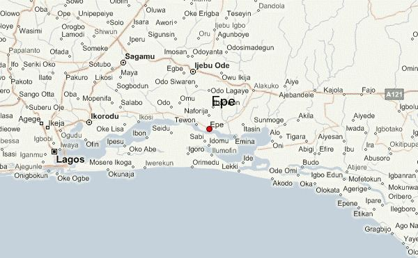 Epe, Lagos Epe Location Guide