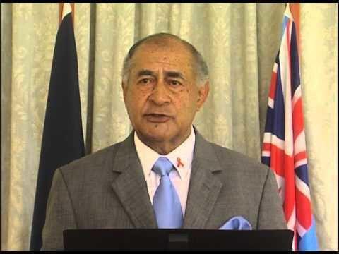 Epeli Nailatikau Fiji Day Address by HE Ratu Epeli Nailatikau YouTube