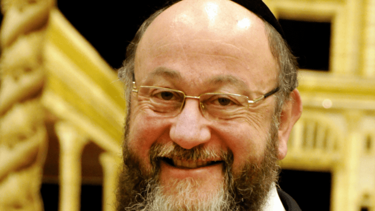 Ephraim Mirvis In first UK chief rabbi addresses Limmud conference The