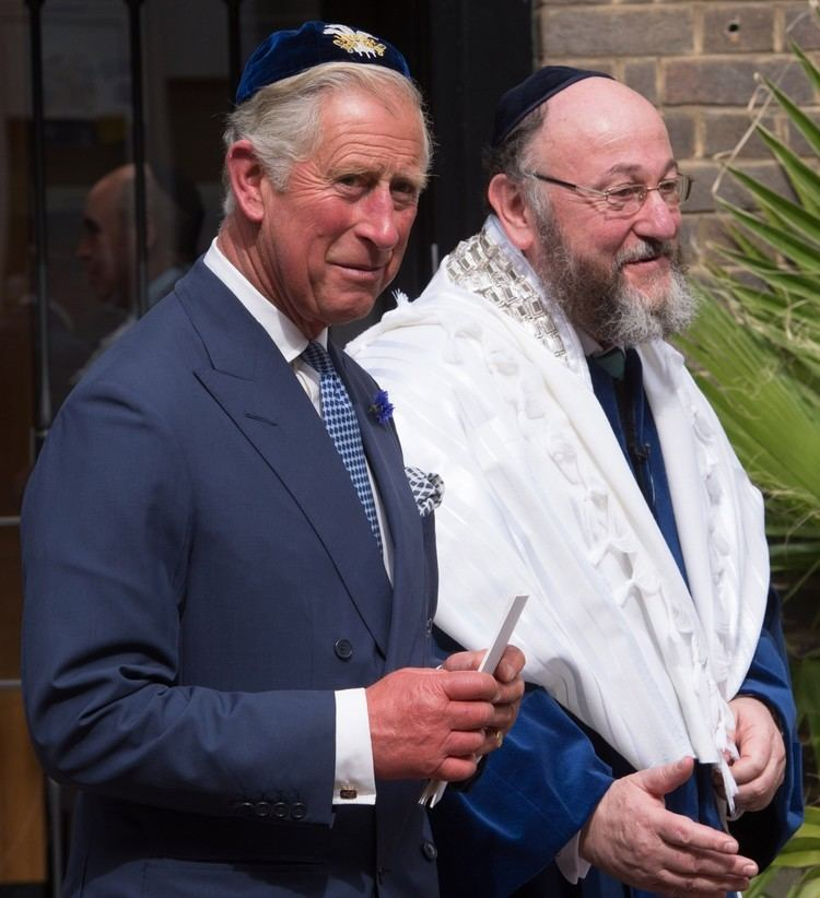 Ephraim Mirvis Britain39s new chief rabbi Ephraim Mirvis is sworn in