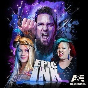 Epic Ink Epic Ink Season 1 YouTube