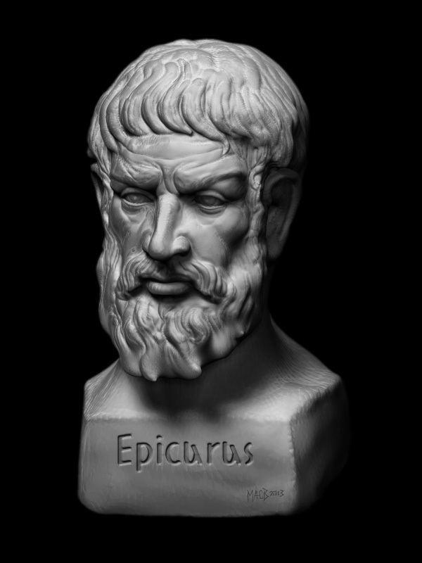 Epicurus Epicurus on Fear Sharath Komarraju