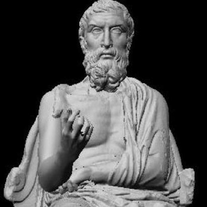 Epicurus Epicurussculpturecropjpg