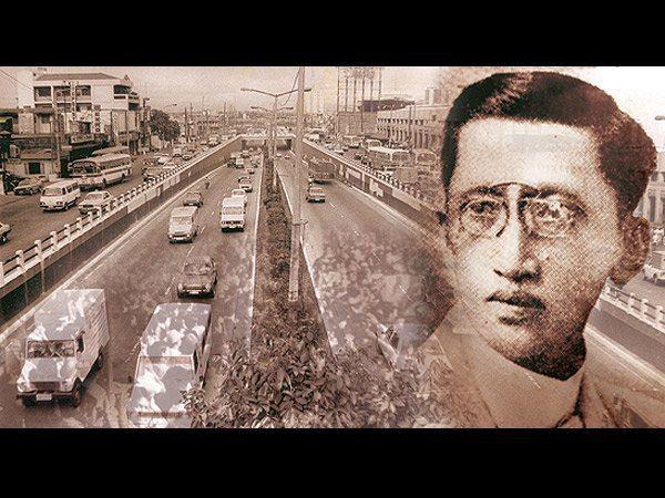 Epifanio de los Santos Edsa Greatest Filipino genius after Rizal Inquirer News
