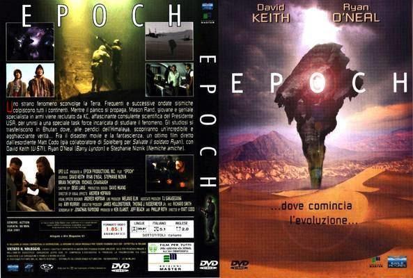 Epoch: Evolution Epoch Evolution 2003 Italian DVD Disc Cover id82751 Covers Resource