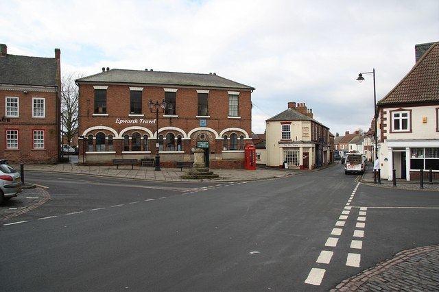 Epworth, Lincolnshire httpsuploadwikimediaorgwikipediacommons66