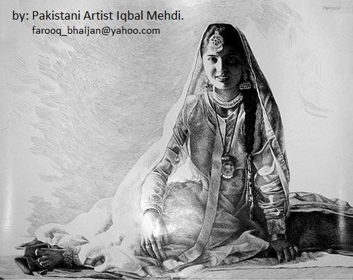 Eqbal Mehdi Eqbal Mehdi PAINTERS OF PAKISTAN