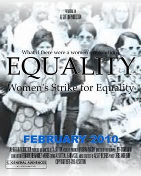 Equality (film) movie poster