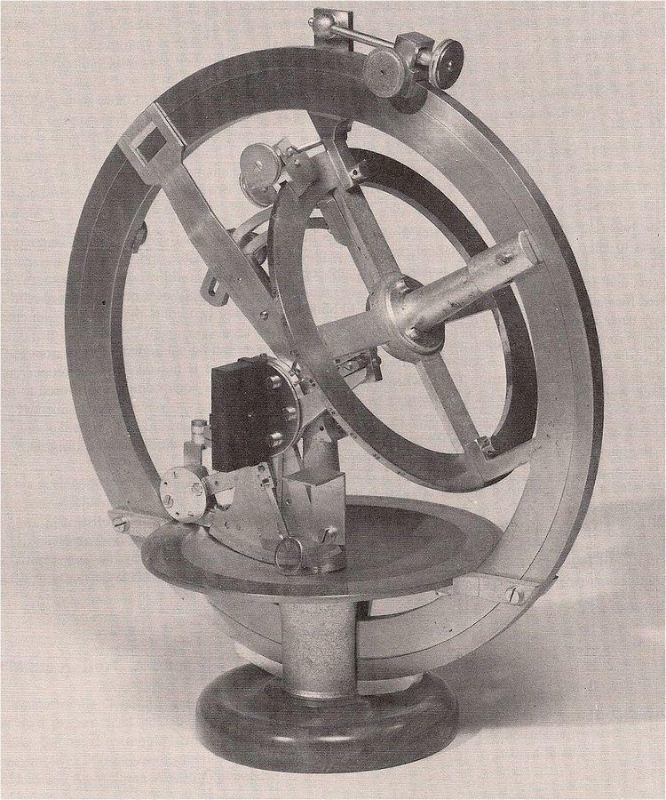 Equatorial sextant