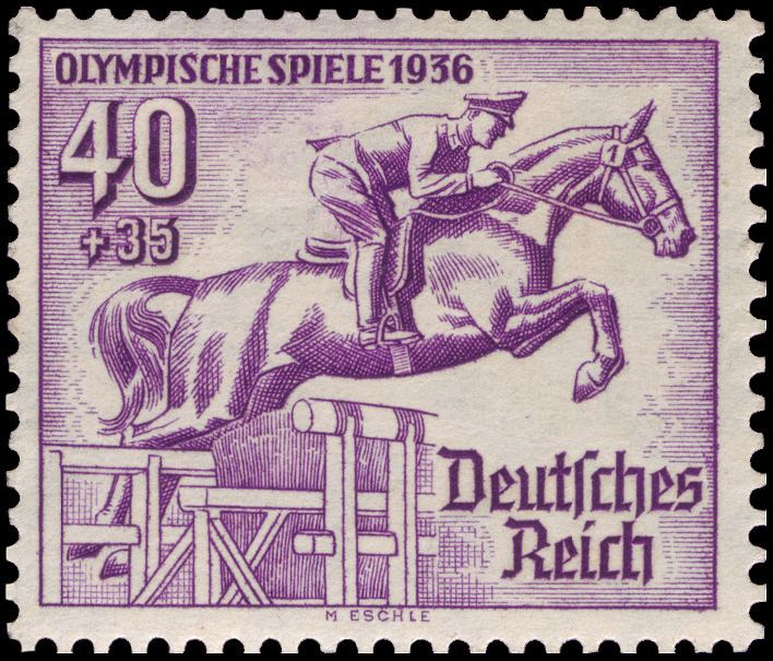 Equestrian at the 1936 Summer Olympics