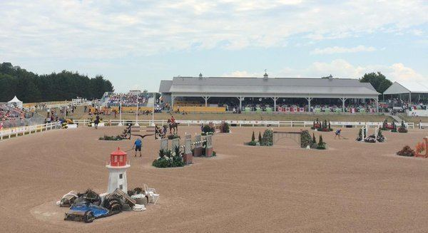 Equestrian at the 2015 Pan American Games