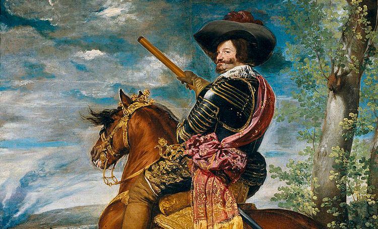 Equestrian Portrait of the Count-Duke of Olivares 10 milestones of the Spanish portrait Fascinating Spain