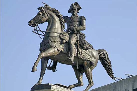 Equestrian statue Bronze horses and men equestrian statuary Features Horsetalkconz