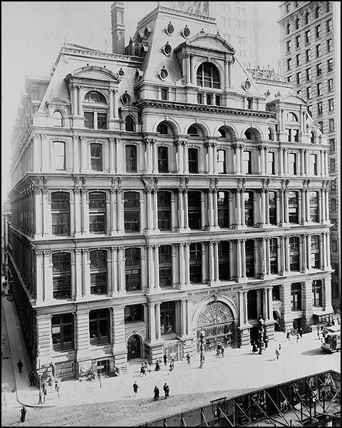 Equitable Life Building (New York City) wwwnycarchitecturecomIM111002110927GON0790