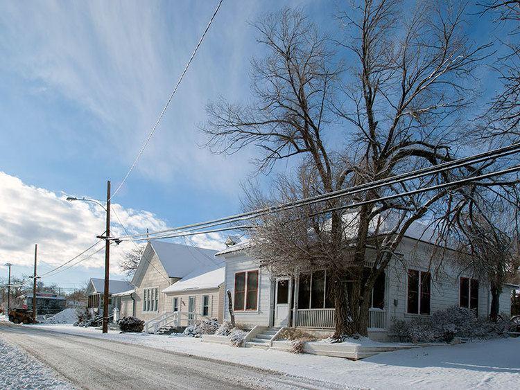 E.R. Shields House