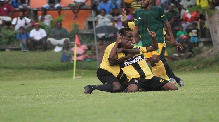 Erakor Golden Star Bernard Daniel shines for Golden Star Loop Vanuatu