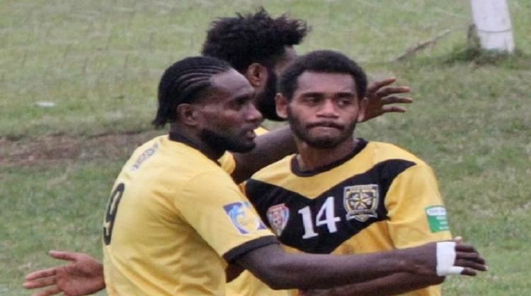 Erakor Golden Star Erakor Golden Star thumps Amicale 50 Loop Vanuatu