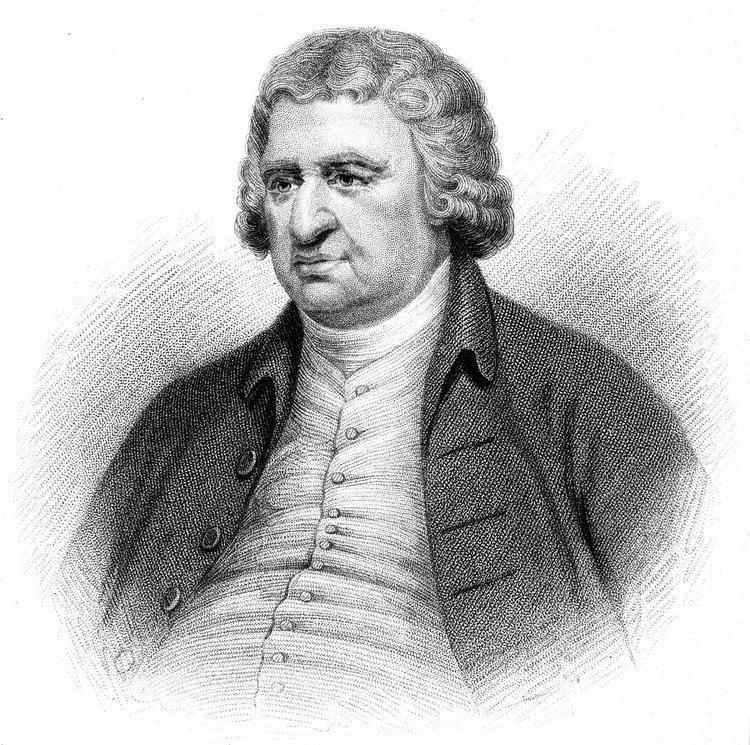 Erasmus Darwin Erasmus Darwin 17311802 by Granger