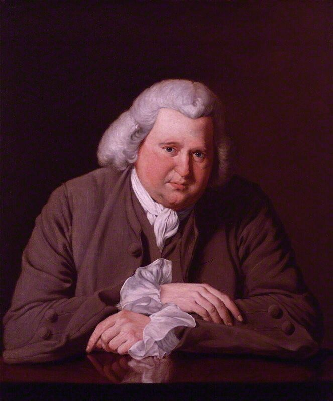 Erasmus Darwin Erasmus Darwin Wikipedia the free encyclopedia