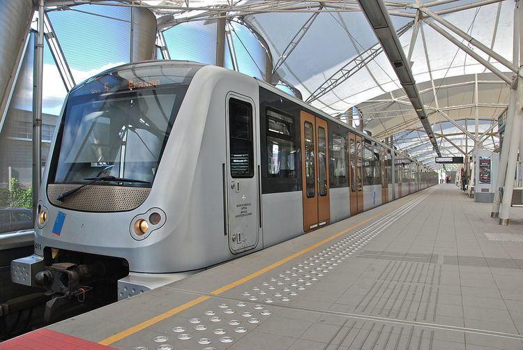 Erasmus metro station