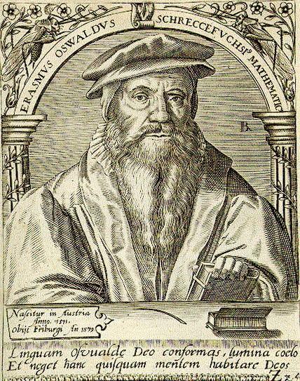 Erasmus Oswald Schreckenfuchs