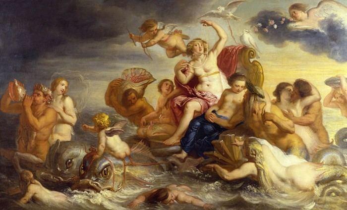 Erasmus Quellinus II In Rubens39 footsteps Erasmus Quellinus 16071678 Dans