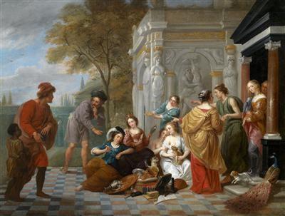 Erasmus Quellinus II Alte Meister Erasmus Quellinus II Antwerpen 16071678