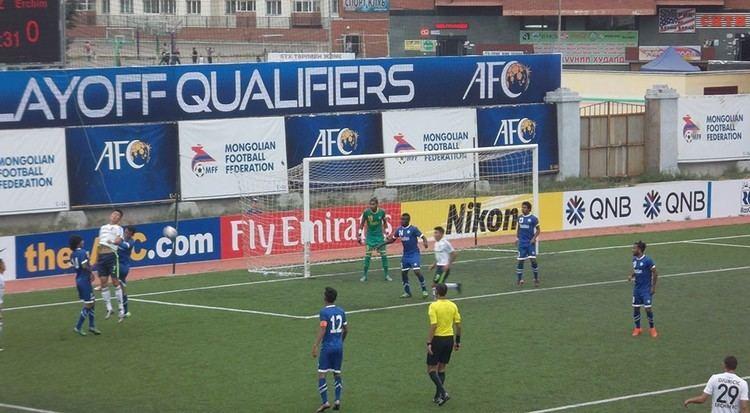 Erchim FC Three Star defeat Erchim FC in AFC playoff qualifiers opener