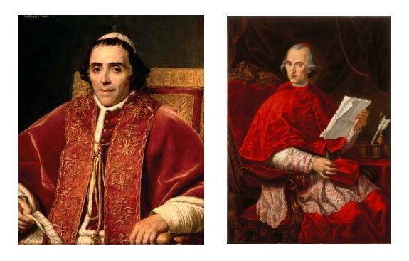 Ercole Consalvi La fine di unera Vignanello e la rinuncia al feudo di Francesco