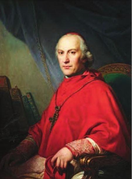 Ercole Consalvi FileGiovanni Battista Lampi Ercole Consalvijpg Wikimedia Commons