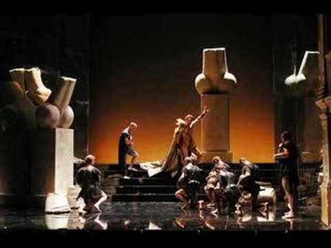 Ercole su'l Termodonte Randall Scotting in Vivaldi39s Ercole Sul Termodonte YouTube