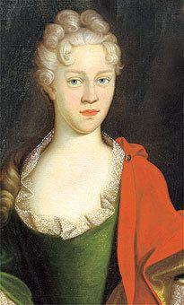 Erdmuthe Dorothea of Reuss-Ebersdorf
