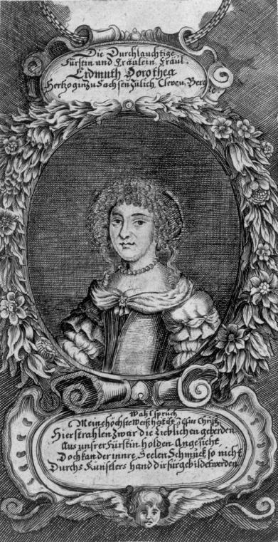 Erdmuthe Dorothea of Saxe-Zeitz