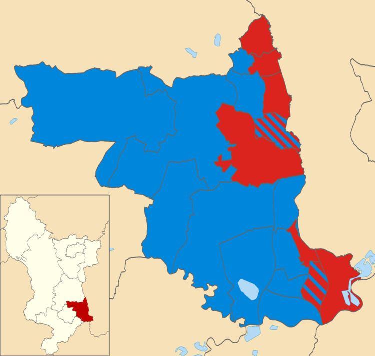 Erewash Borough Council election, 2015
