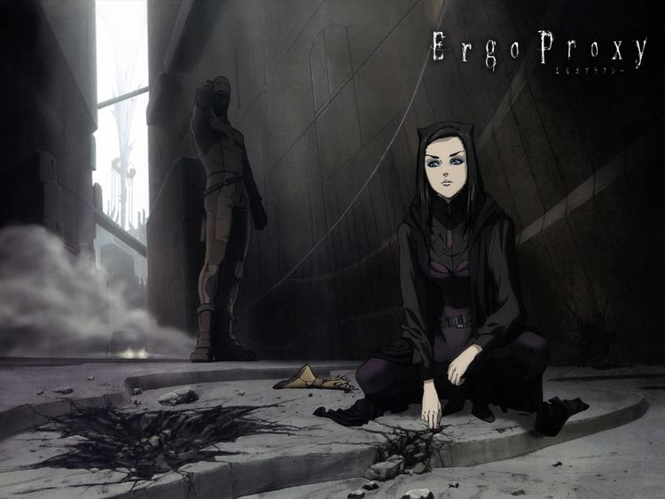 Ergo Proxy 1000 images about Ergo Proxy on Pinterest Sky The end and Cyberpunk