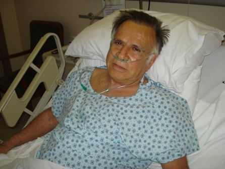 Ergun Öztuna Puka Ergun ameliyat oldu