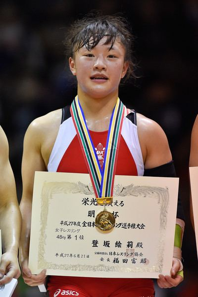 Eri Tosaka Eri Tosaka Pictures All Japan Wrestling Championships