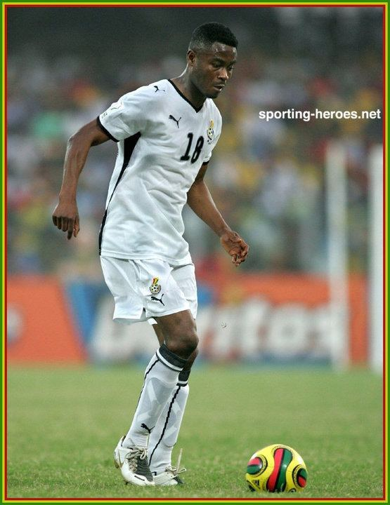 Eric Addo Eric ADDO African Cup of Nations 2008 Ghana