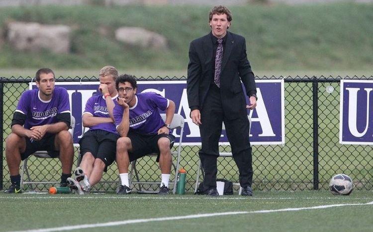 Eric Barnes (soccer) Head coach Eric Barnes out at Niagara The Buffalo News