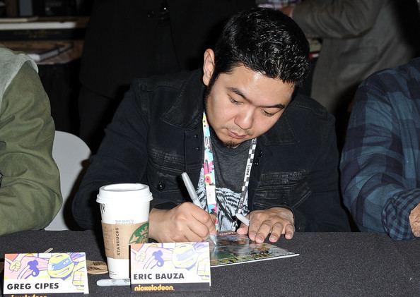 Eric Bauza Eric Bauza Photos New York ComicCon Day 2 Zimbio
