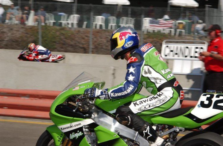 Eric Bostrom Another Bostrom Rises Eric Is Fair Haired Boy at Kawasaki