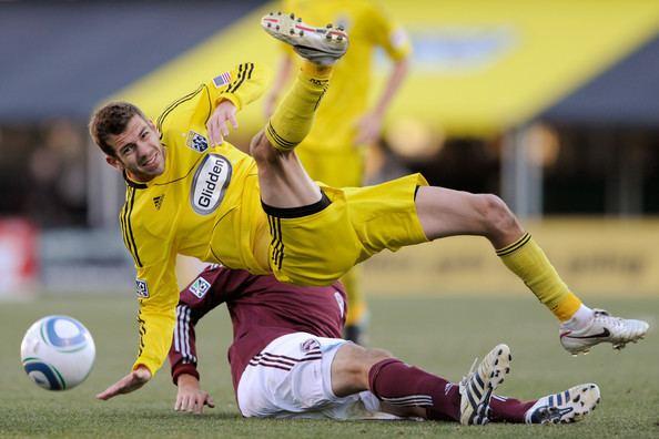 Eric Brunner Eric Brunner Photos MLS Playoffs Colorado Rapids v