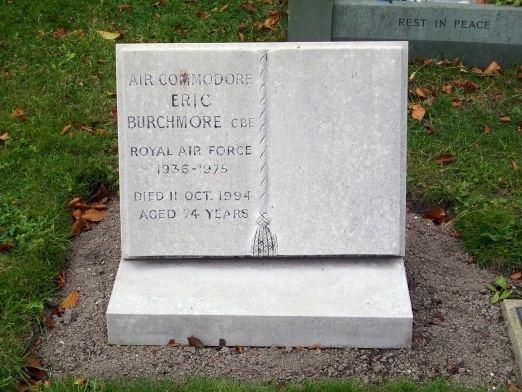 Eric Burchmore Eric Burchmore 1920 1994 Find A Grave Memorial