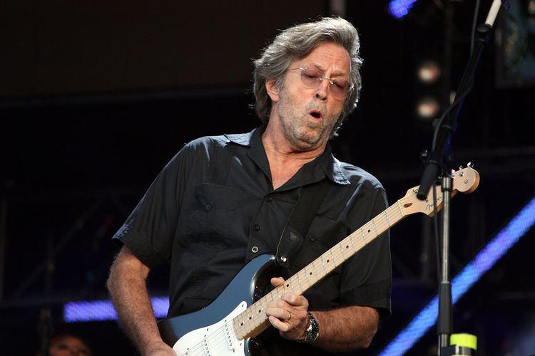 Eric Clapton videography