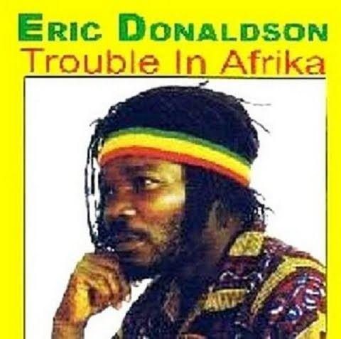 Eric Donaldson Reggaediscography ERIC DONALDSON DISCOGRAPHY Reggae