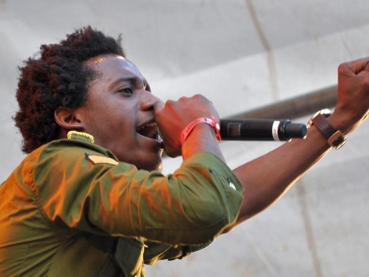 Eric Donaldson Eric Donaldson Half Pint for humongous Nairobi reggae concert The