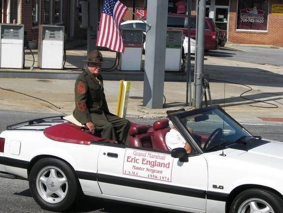 Eric England (sniper) Eric England USMC Retired Blairsville Photo Album Topix