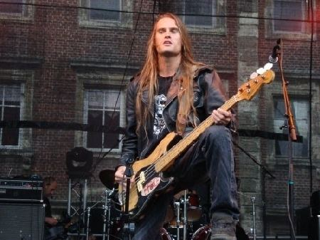 Eric Forrest A nice one with Mr Eric Forrest Metal Strain