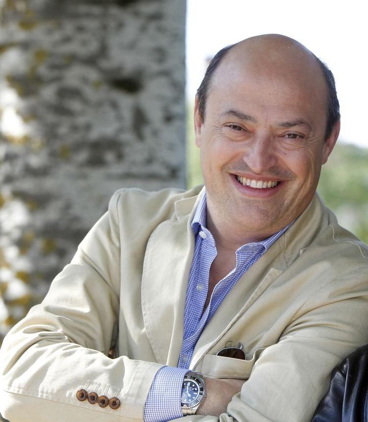 Eric Frattini ENTREVISTA A ERIC FRATTINI LA CORRUPCIN EST EN EL ADN