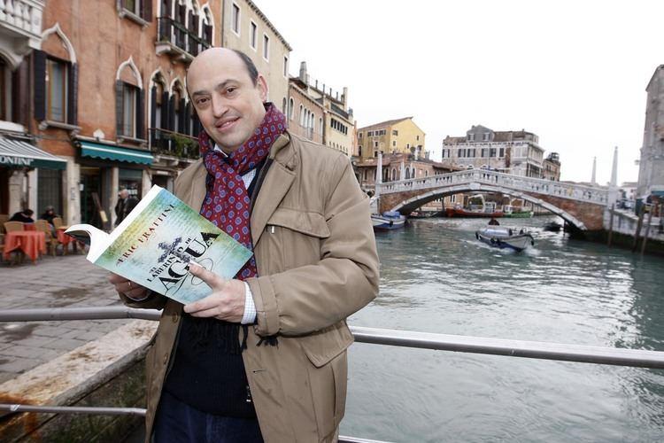Eric Frattini Eric Frattini39s Labyrinth of Water Pontas Agency